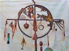 Copper Talisman Staff (2)