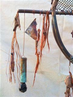 Copper Talisman Staff (3)