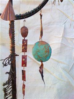 Copper Talisman Staff (5)