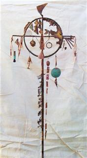 Copper Talisman Staff